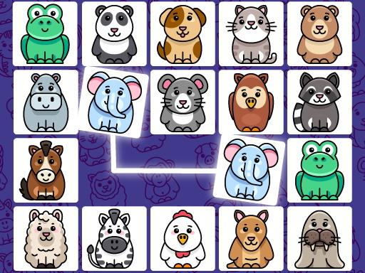 Image Kris Mahjong Animals