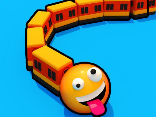 3D火車--Trains.io 3D-這是款3D 世界中的滑行火車遊戲。 通過吃別人並長得更長,成為盛大的訓練遊戲。 收集螺絲和工具書以更快地成長。 祝你好運