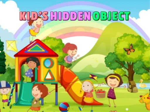 Kids Hidden Object