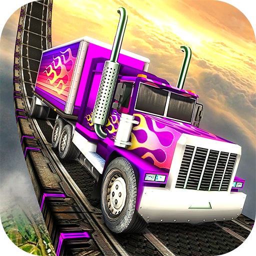 Impossible Truck Tracks Drive