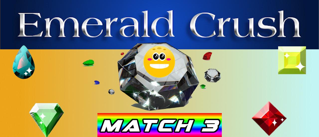 لعبة إميرالد كراش 3
