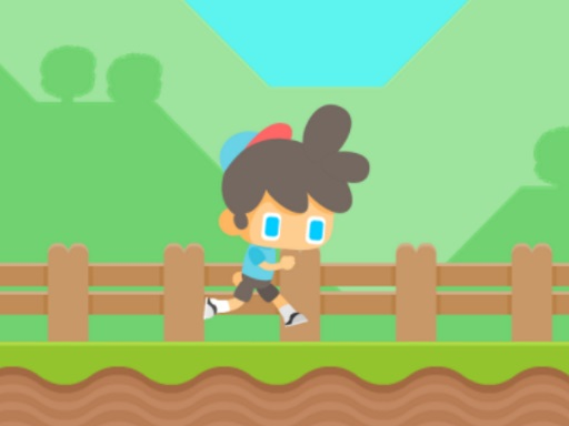 Cap Boy Run online hra