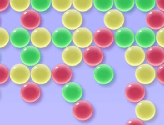 Игра Пузырьки Гурико