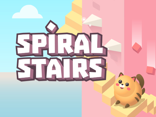 Spiral Stairs online hra