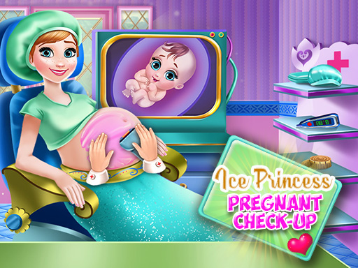 Ice Princess Pregnant Check Up