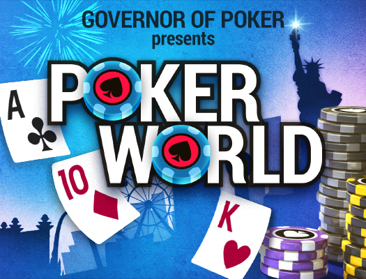 Poker World online hra