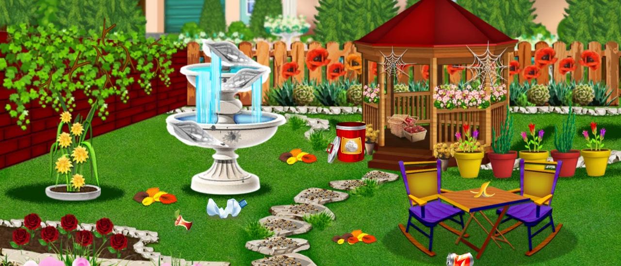 Jeux de conception de jardin