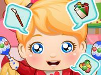 Baby Alice Fun Craft