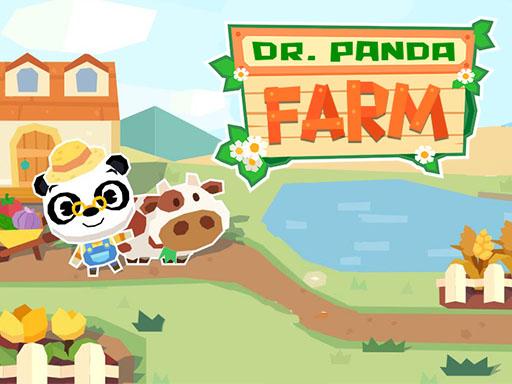 Dr Panda Farm Game