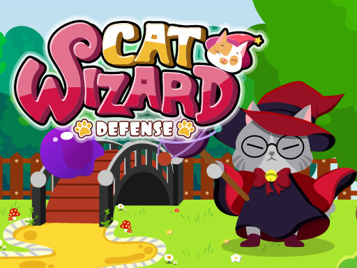 Cat Wizard Defense