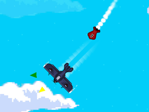 Aeroplane Escape online hra