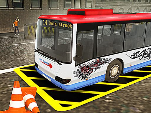 Bus Parking Simulator online hra