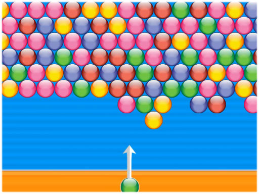 Bubble Shooter Classic online hra
