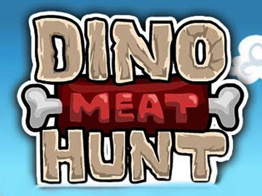 Dino Meat Hunt Remastered online hra