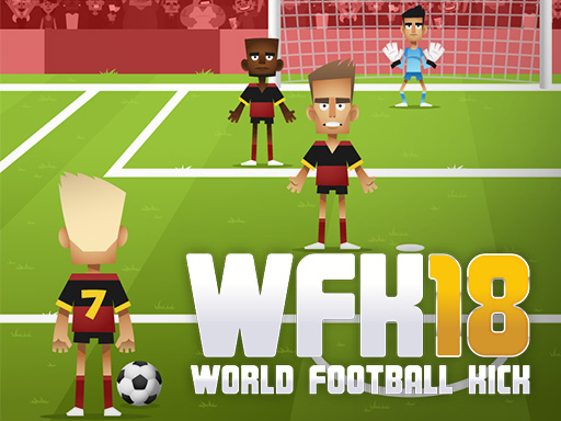 World Football Kick 2018 online hra