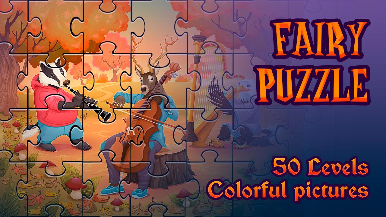 Image Fairy Puzzle
