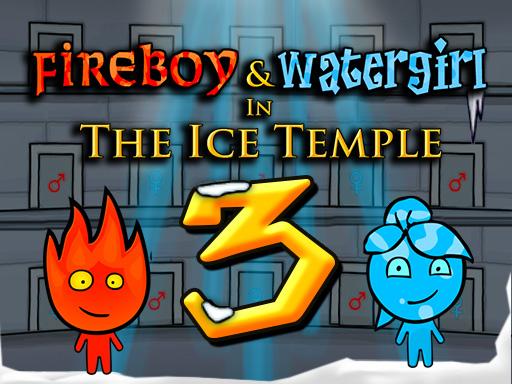 Огонь и вода 3/ Ледяной храм