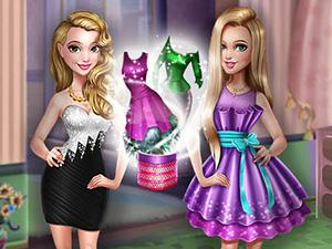 Dolly Bachelorette Dress Up online hra