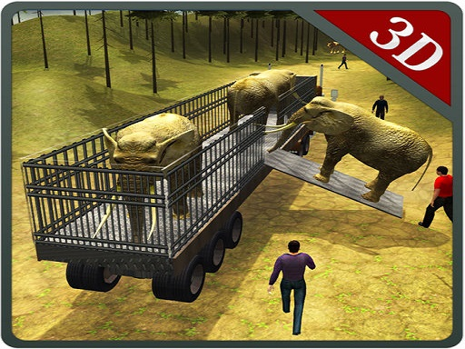 Dino Transport Truck ...