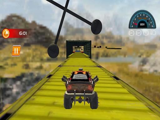 Mega Levels Car Stunt ...