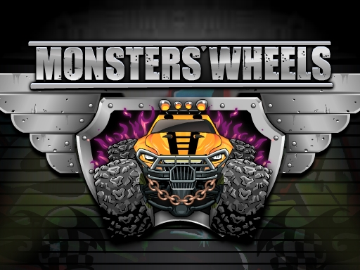 Monsters' Wheels Special Friv360