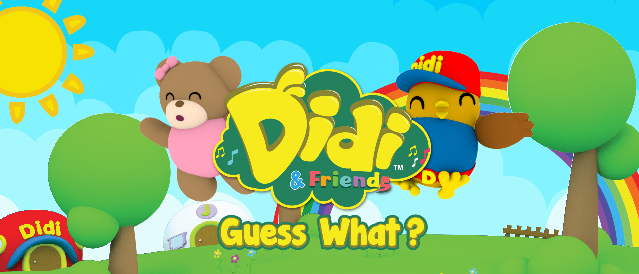 Didi & Friends Guess What