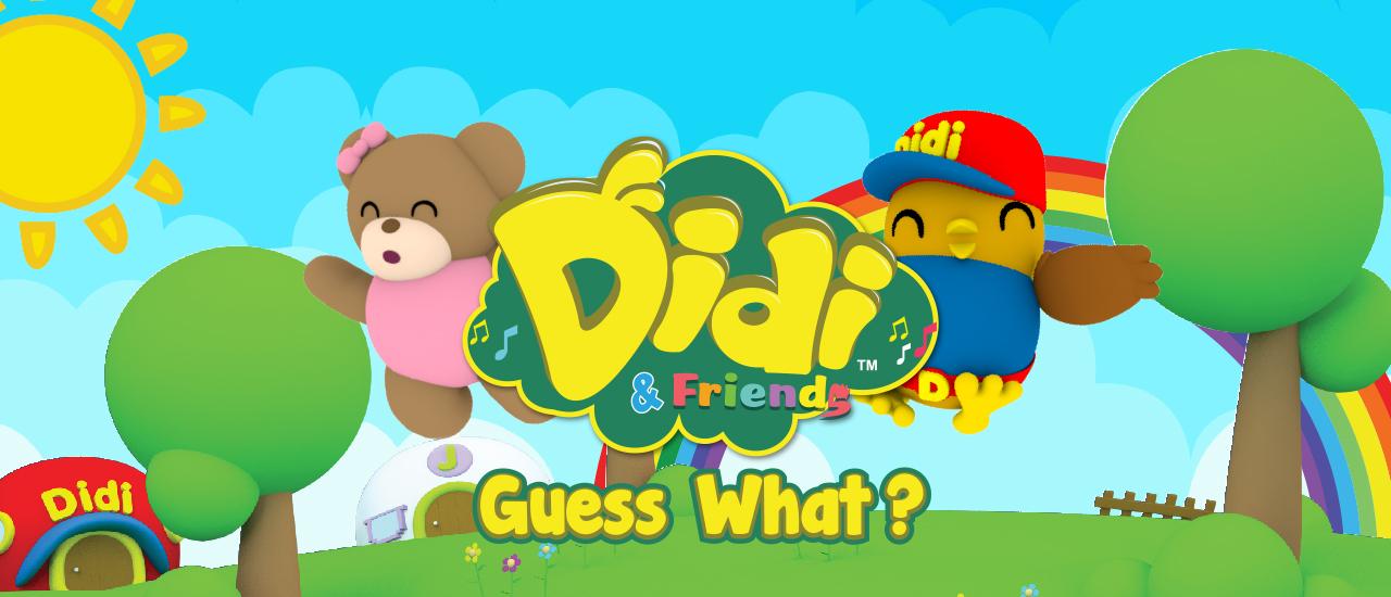 Didi et ses amis devinent quoi