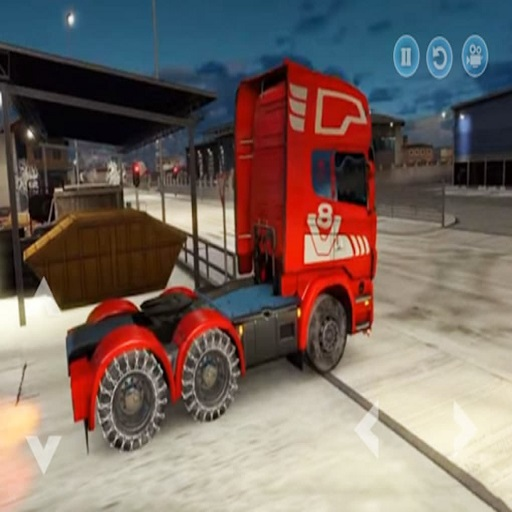 City and Offroad Cargo Truck Game