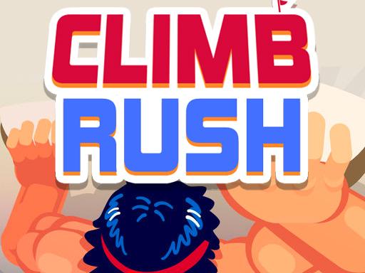 Climb Rush online hra