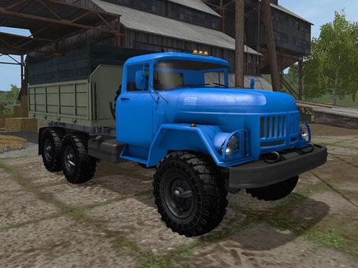 Russian Trucks Jigsaw online hra