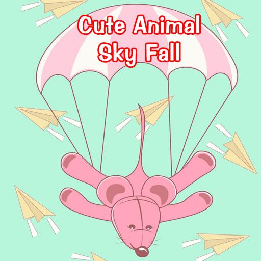 Cute Animals Sky Fall