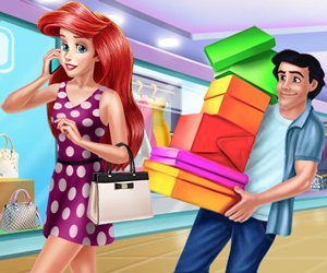 Lovers Shopping Day online hra
