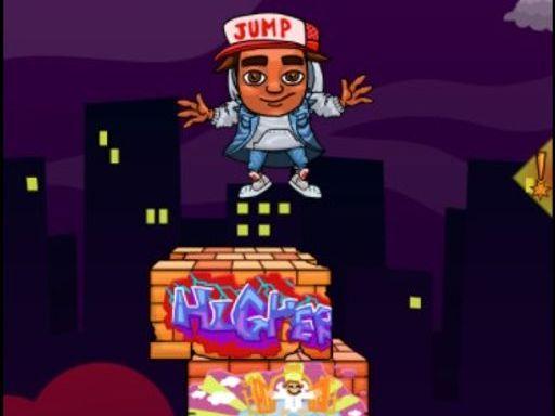 Kid's Jump online hra