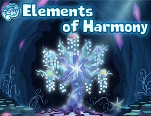 MLP Elements of Harmony online hra
