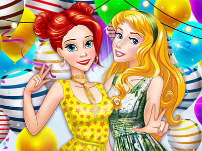 Best Party Outfits for Princesses online hra