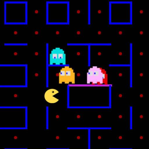Click Dumb Pacman