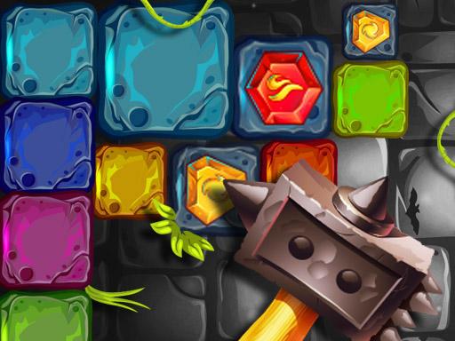 Temple Puzzle online hra