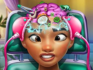 Exotic Princess Brain Doctor
