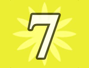 Number  7 online hra