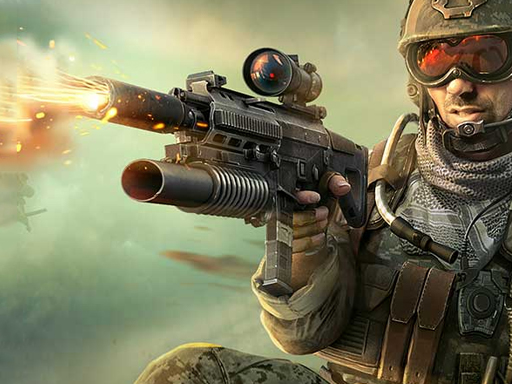 FPS Sniper Shooter: Battle Survival online hra