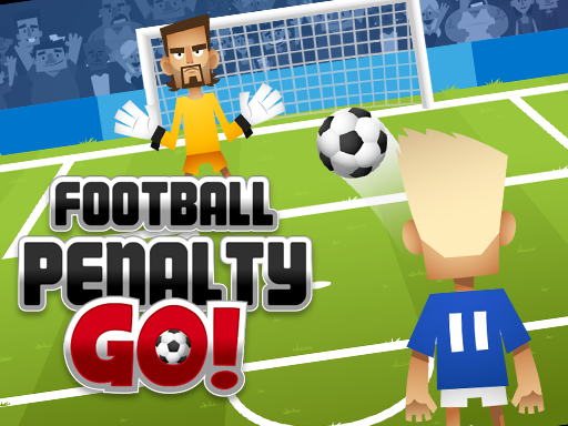 Football Penalty Go online hra