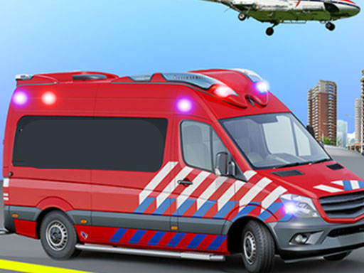 Ambulance Rescue Game ...