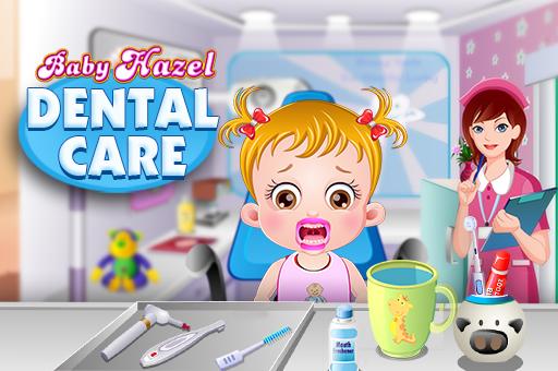 Hazel Bebek Dişçide