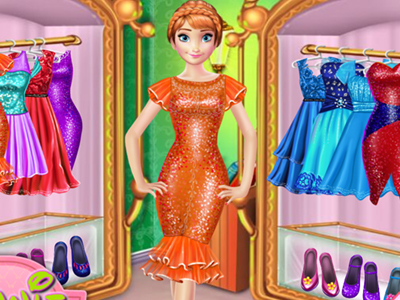 Annie Fashion Outfit online hra