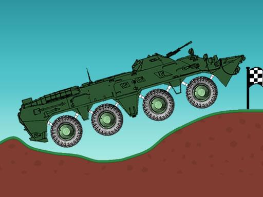 汽車物理BTR 80