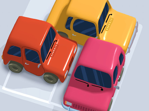 Unblock Parking Puzzle