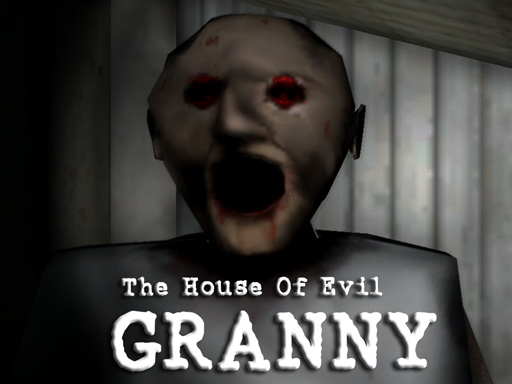 The House Of Evil Granny online hra