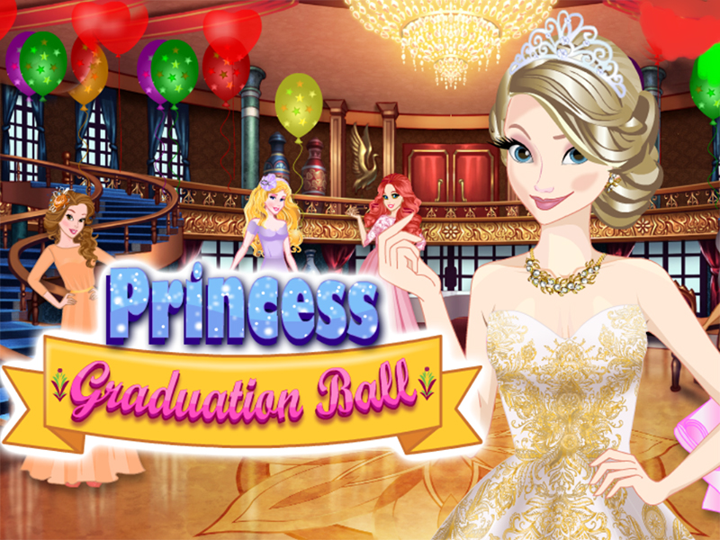 Princess Graduation Ball