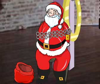 Rescue Santa With Christmas Gifts