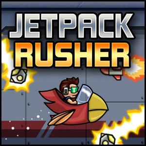 Jetpack Rusher game